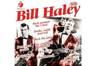 His Comets - BILL HALEY [CD]