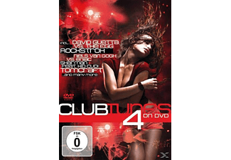 VARIOUS - Clubtunes On Dvd 4 - (DVD)