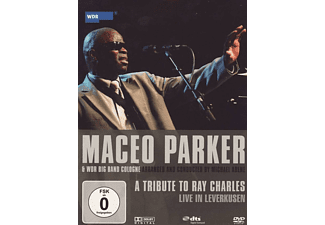 Maceo Parker, WDR Big Band Cologne - A Tribute  To Ray Charles - (DVD)