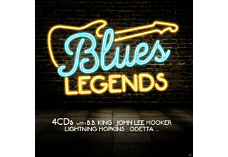 Odetta - Blues Legends - (CD)