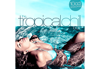 VARIOUS - The Tropical Chill Box - (CD)