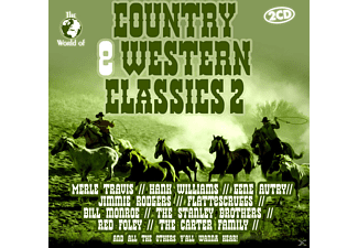 VARIOUS - World Of Country & Western Classics 2 - (CD)