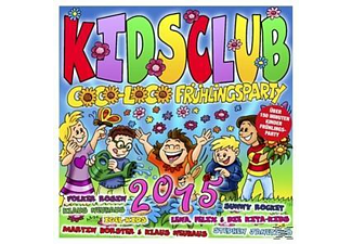 Various - Kids Club / Coco Loco Frühlingsparty 2015 - (CD)