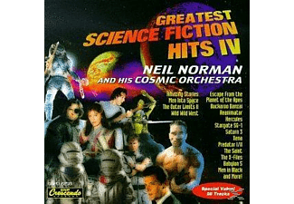 Neil Norman & His Orchestra - Greatest Sci-Fi Hits Vol.4 [CD]