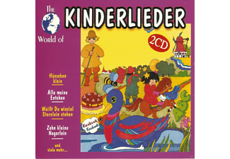 VARIOUS - World of Kinderlieder [CD]