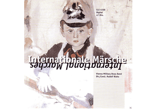 Vienna Military Brass Band - Internationale Märsche [CD]