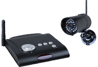 SMARTWARES C961DVR Digitales Kameraaufzeichnungs-Set