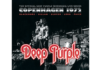 Deep Purple - Copenhagen 1972 (Digipak) (DVD)