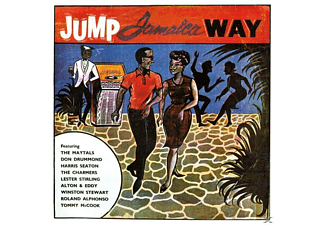 VARIOUS - Jump Jamaica Way - (Vinyl)