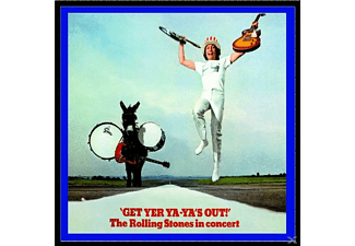 The Rolling Stones - Get Yer Ya Ya's Out (Vinyl LP (nagylemez))