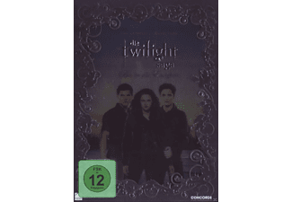 Die Twilight Saga - Bis(s) in alle Ewigkeit (The Complete Collection) - (DVD)