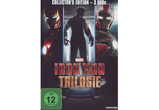 Iron Man Trilogie - (DVD)