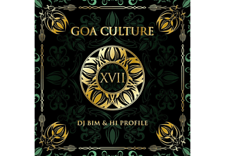 VARIOUS - Goa Culture Vol.17 - (CD)