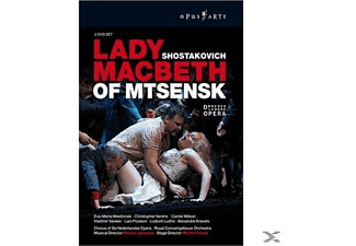 - Lady Macbeth von Mtsensk - (DVD)