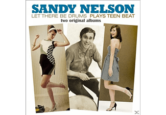 Sandy Nelson - Let There Be Drums/Plays Teen Bea [Vinyl]