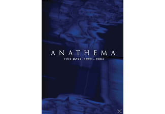 Anathema - Fine Days 1999-2004 - (CD + DVD)