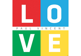 Paul Vincent - L.O.V.E. - (CD)