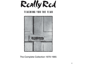 Really Red - Teaching You The Fear: The Complete - (CD)