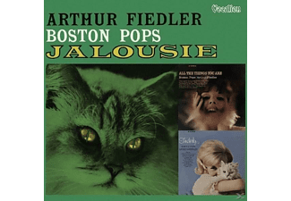 Arthur Fiedler, Boston Pops Orchestra - Jalousie, Tenderly & All The Things You - (CD)