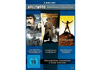 Hollywood Abenteuer Collection - (DVD)