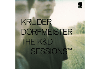 Kruder & Dorfmeister - The K&D Sessions - (LP + Download)