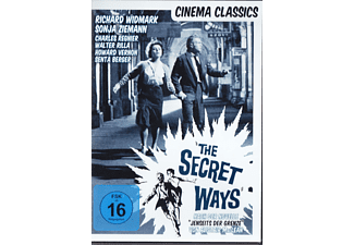 The Secret Ways - Geheime Wege [DVD]