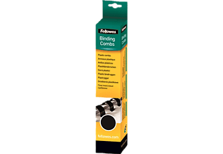 FELLOWES Bindrug 14 mm Zwart 25 stucks (5331902)