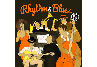 VARIOUS - Rhythm & Blues - (CD)