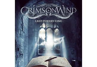 Crimson Wind - Last Poetry Line - (CD)