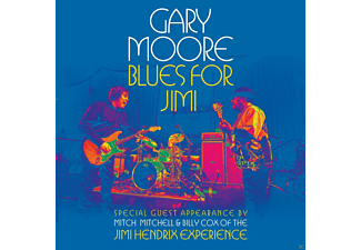 Gary Moore - Blues For Jimi - (DVD + CD)
