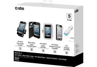 SBS MOBILE KIT 5 IN 1 FOR IPHONE 6 4.7'