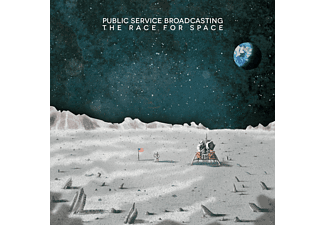 Public Service Broadcasting - The Race For Space - (CD)