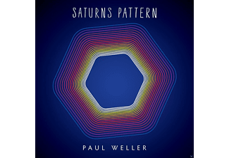 Paul Weller - Saturns Pattern - (Vinyl)