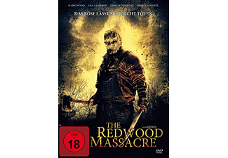 The Redwood Massacre [DVD]
