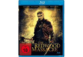 The Redwood Massacre - (Blu-ray)