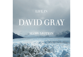 David Gray - Life In Slow Motion [CD]