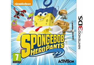 SpongeBob Heropants 3DS