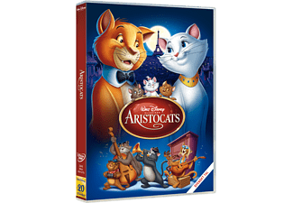 Aristocats Barn DVD