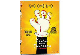 Escape from Tomorrow Thriller DVD