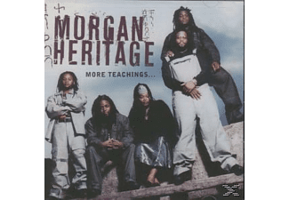 Morgan Heritage - More Teachings... - (CD)