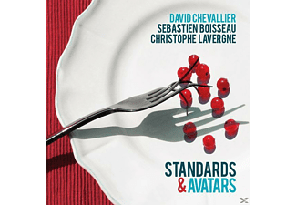 David Chevallier, Sebastien Boisseau, Christophe Lavergn - Standards & Avatars - (CD)