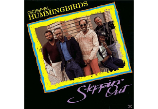 Gospel Hummingbirds - Steppin' Out - (CD)