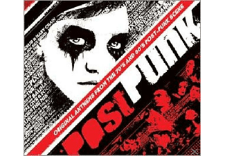 VARIOUS - Post Punk Trilogy - (CD)