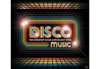 VARIOUS - Disco Anthology - (CD)