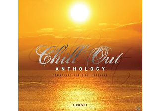 VARIOUS - Chill Out Anthology [CD]