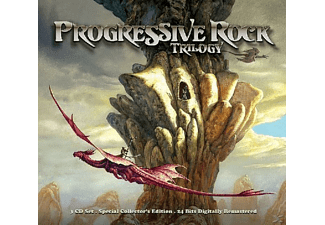 VARIOUS - Progressive Rock-Trilogy - (CD)