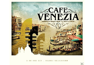VARIOUS - Cafe Venezia Trilogy - (CD)
