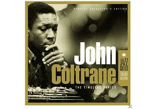 John Coltrane - Timeline Series - Trilogy - (CD)