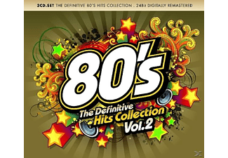 VARIOUS - 80s Definite Collection Vol.2 - (CD)
