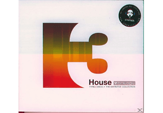 VARIOUS - House Trilogy - (CD)